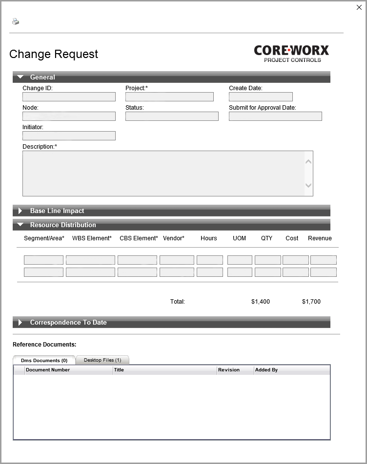 Capture the Complete Change Record